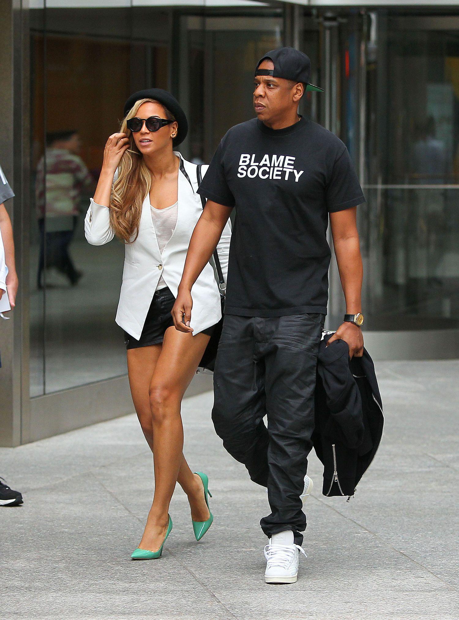 Jay Z Clothing Style November 2017