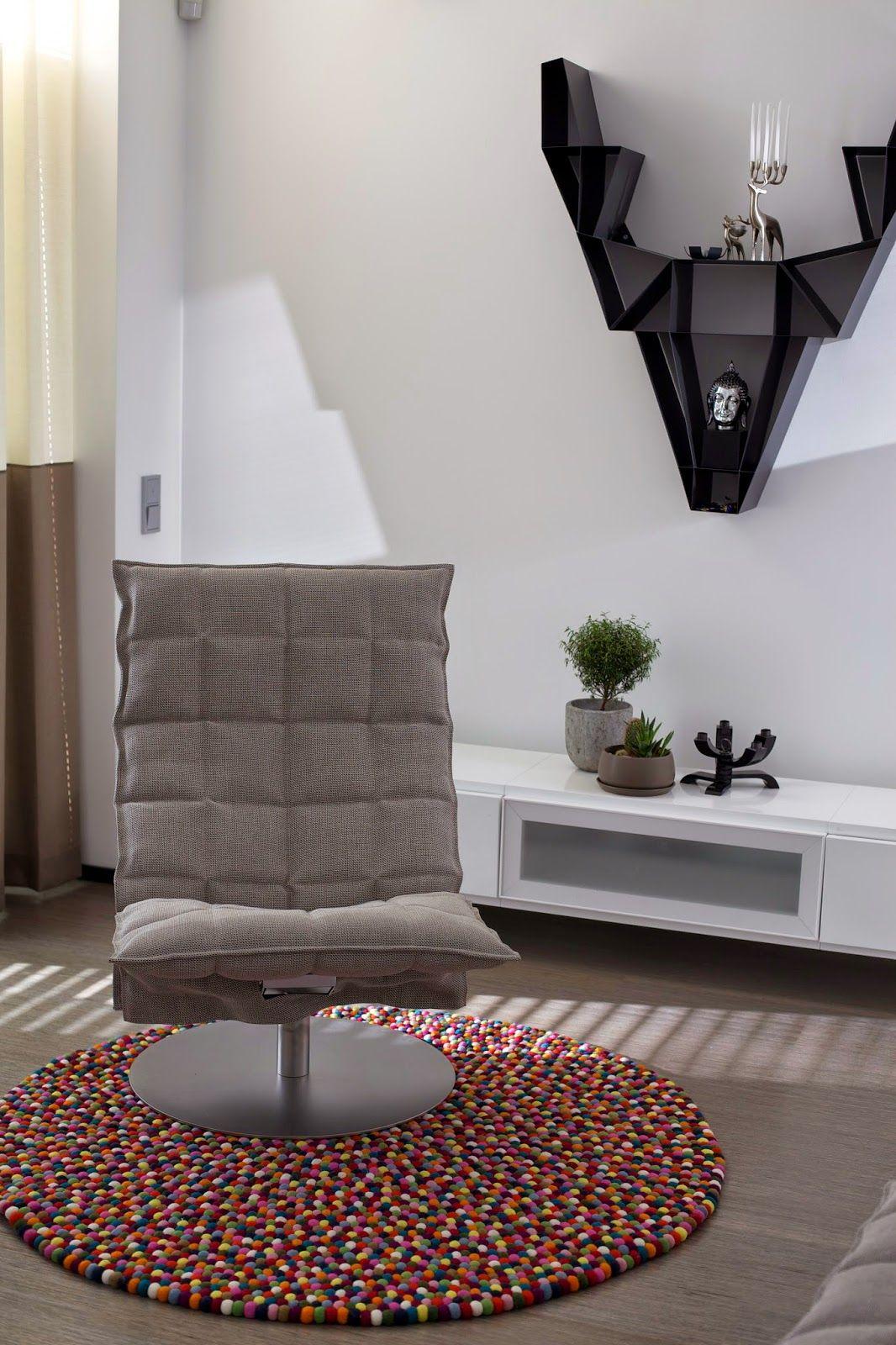 Alisha - rund | Einfache Wohnzimmer, Wohnzimmer und Neue wohnung