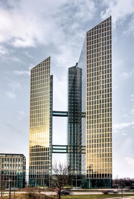 HighLight Towers, Munich, Germany