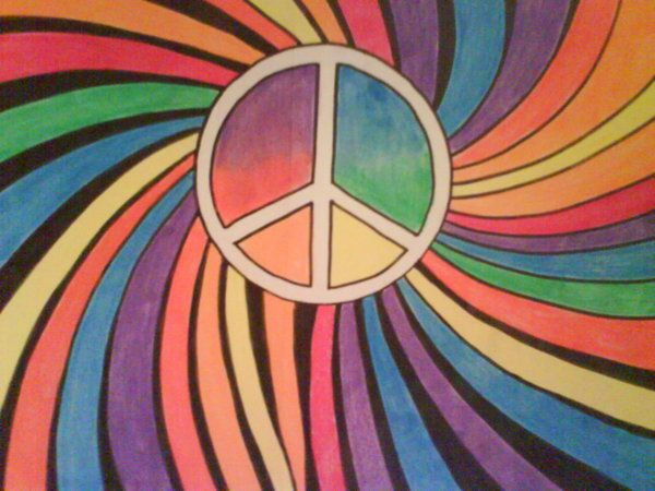 peace by hippietree.deviantart.com on @deviantART