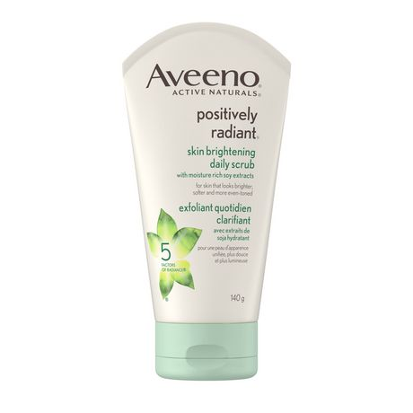 Aveeno Face Scrub Facial Exfoliator 1 Face Scrub Facial