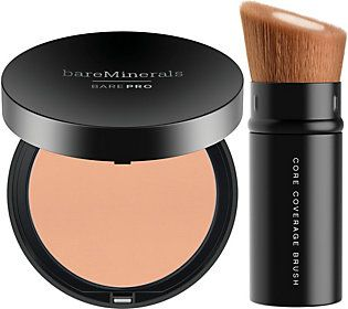 bareMinerals barePRO Foundation and Brush Auto-Delivery
