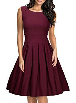 Kleid amazon blau