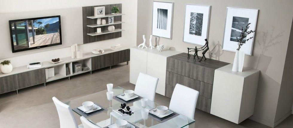 Image result for meuble buffet salle à manger moderne Dining room - salle a manger design moderne