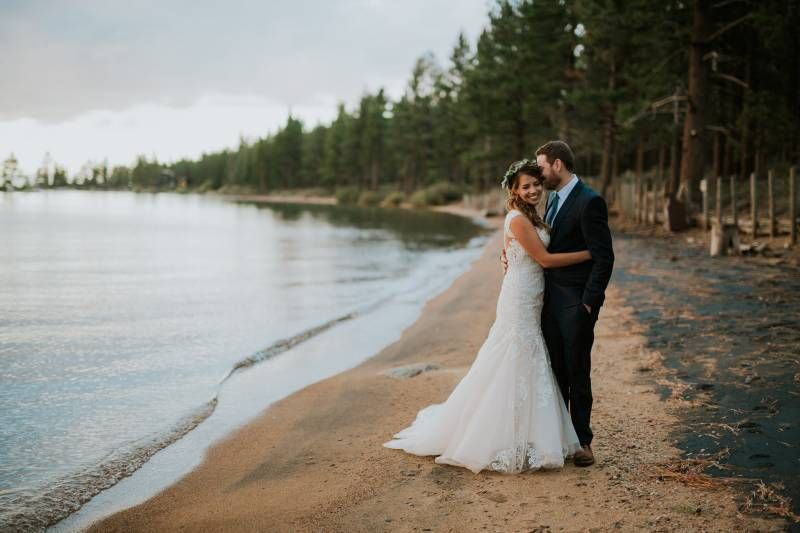 Adventurous Zephyr Cove Wedding Zephyr Cove Gallery Tahoe Wedding Lake Tahoe Weddings Wedding