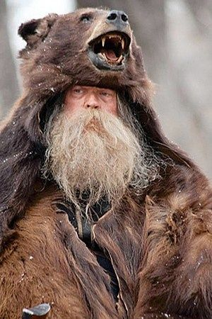 b22a857b9a2dc95c50bb9364049f0169 grizzly adams did have a beard into it pinterest boss