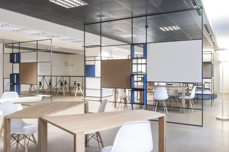 Digital entity workspace deamicisarchitetti - Signe different open office ...