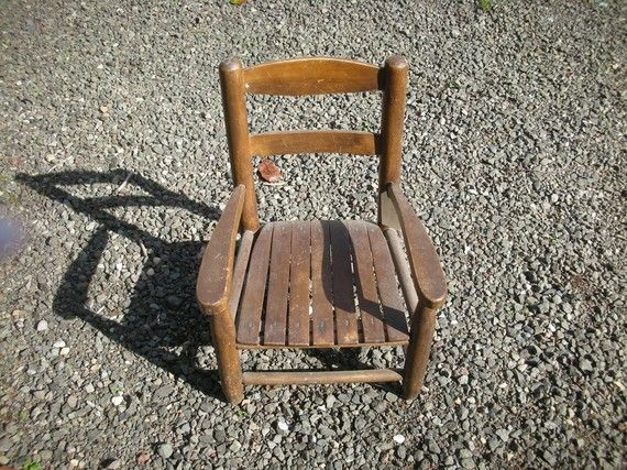 Antique childs chair by GGHRWA01 on Etsy, $75.00 - Antique Childs Chair By GGHRWA01 On Etsy, $75.00 Antiques