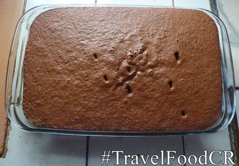 Bizcochuelo de Chocolate ! Perfecto para postres, pasteles, tortas y mucho más... Link: http://travelfoodcr.weebly.com/blog/bizcochuelo-de-chocolate