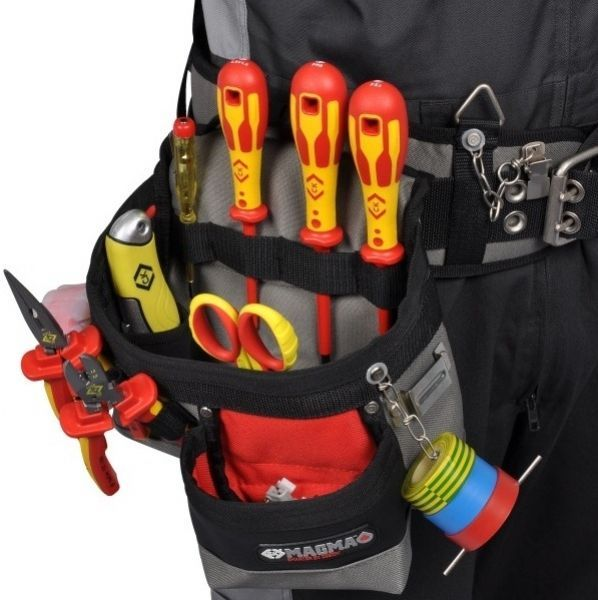 Ck Tools: Details About CK Tools MA2717A Magma Electrician Pouch