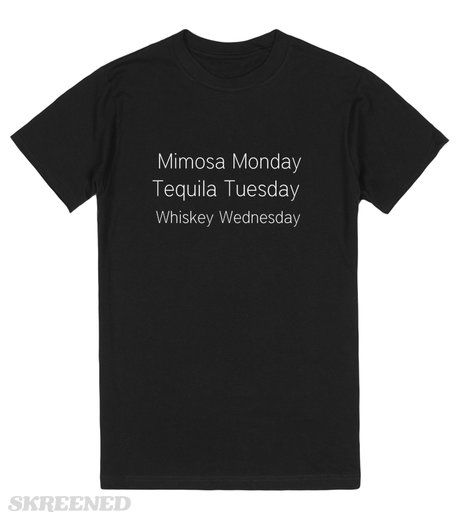 mimosa tequila whiskey #Skreened