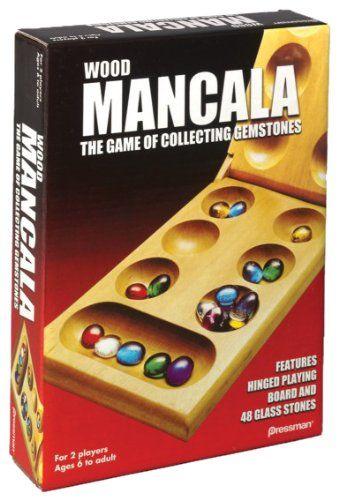 Mancala (Folding Set) (bestseller)