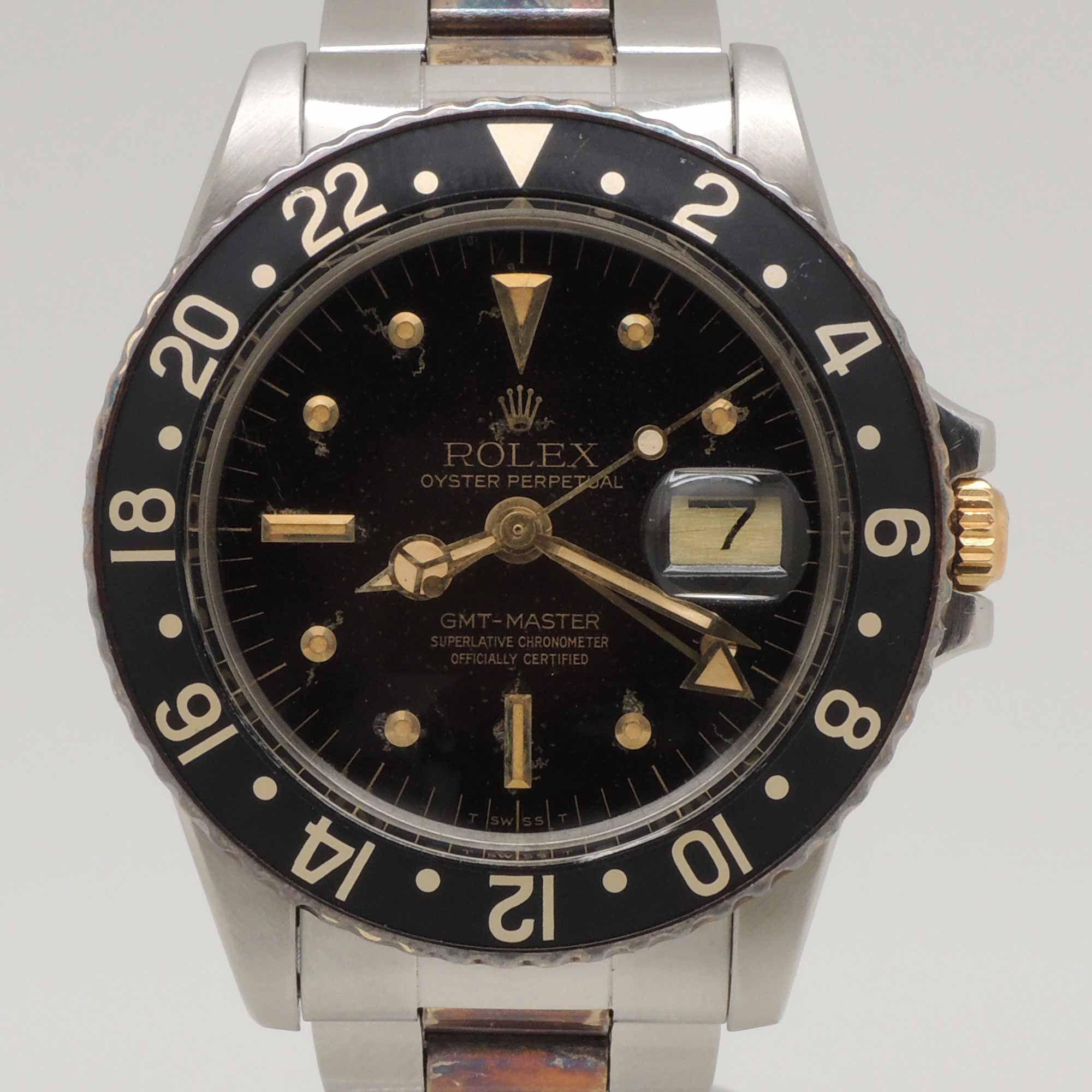 Ancienne Vintage Gallery Watches For Men Rolex Watches Rolex Gmt Master