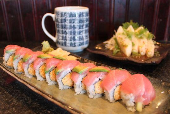 10 Best Sushi Restaurants In Metro Phoenix