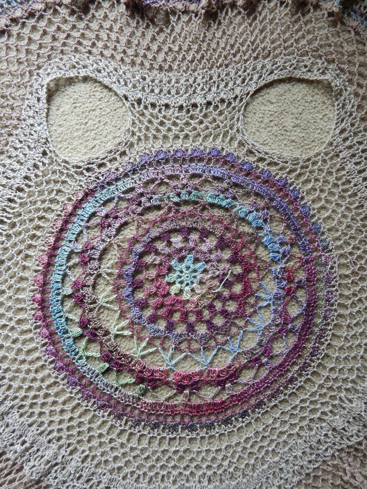 Lotus Mandala Duster | Pinterest