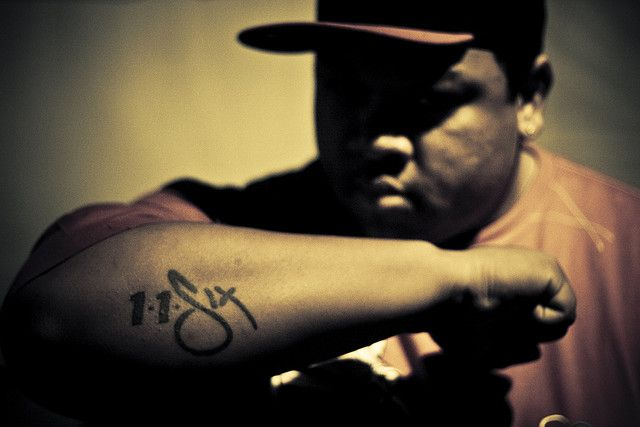 Tedashii 116 Clique Tattoo Inkd Up Tattoos Christian Rappers
