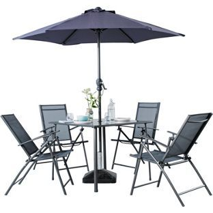 Milan 4 Seater Patio Set At Argos Co Uk Visit