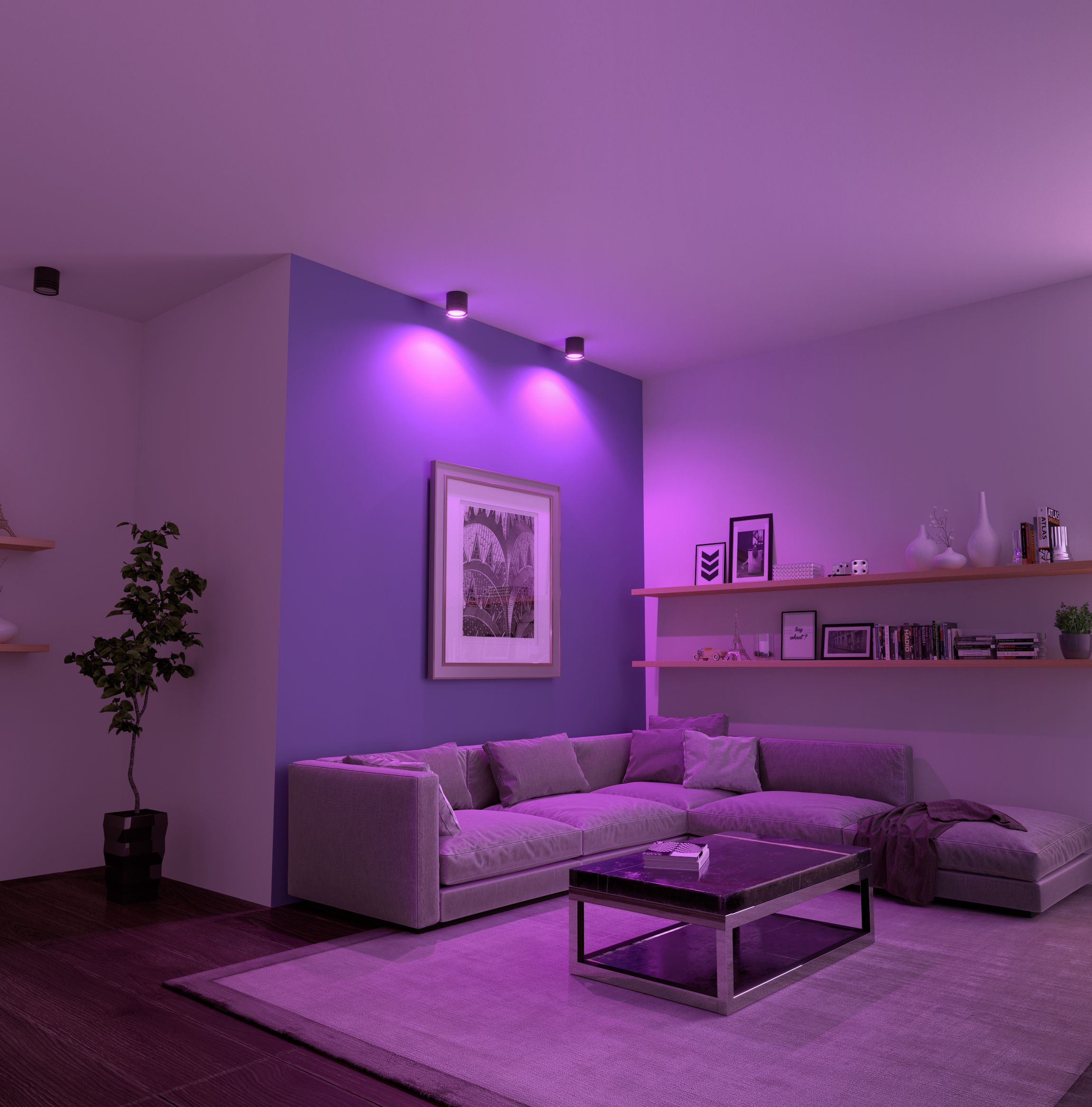 2 Multicolor Led Bulbs Color Changing Lights Future Bedroom Ideas Room Colors Colored light bulbs in bedroom