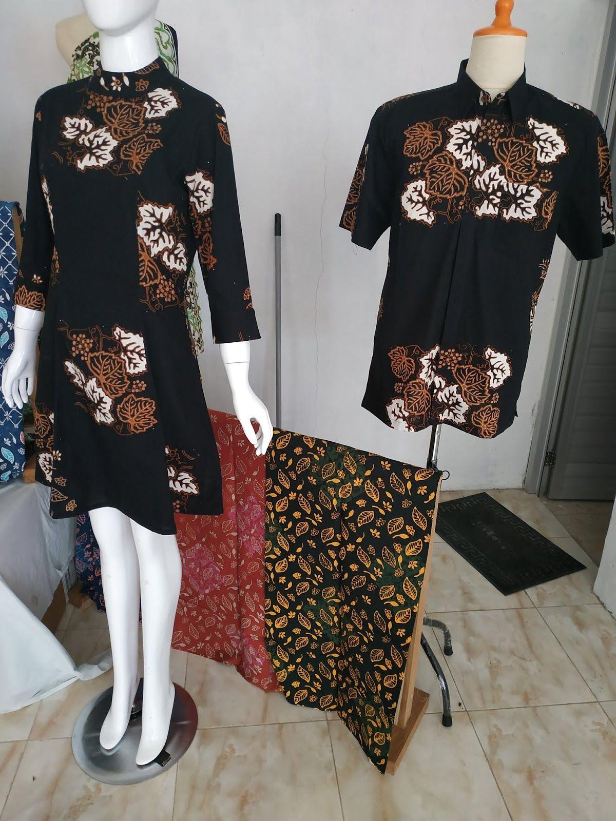 45 Cara Desain Baju Batik Batik Desain Pakaian Desain