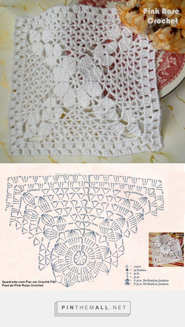 Pin de Guillermina Romero en crochet   Pinterest