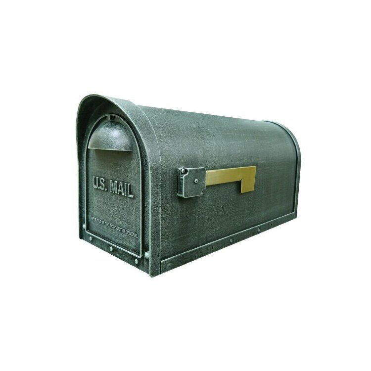 Special Lite Classic Curbside Mailbox 156 75 In 2021 Mounted Mailbox Classic Mailbox Unique Mailboxes Special lite mail box