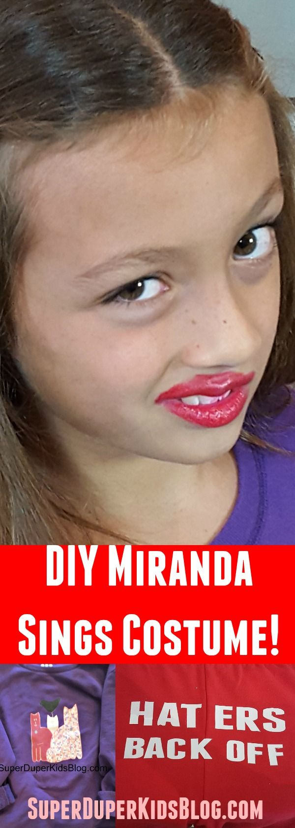 miranda sings costume diy haters back off with printables