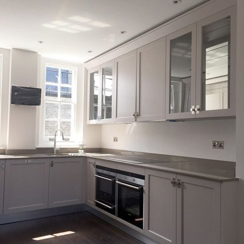 Painted Mdf Kitchen Doors Kitchen Doors Kitchen Paint Shakers