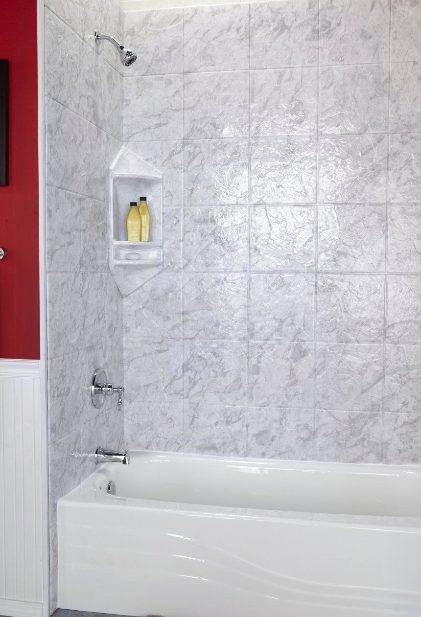24 Inexpensive Bathroom Shower Wall Ideas in 2020 ...