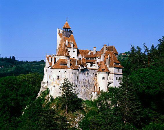 Romania Dracula S Castle Castillo De Bran Castillos Castillos Encantados