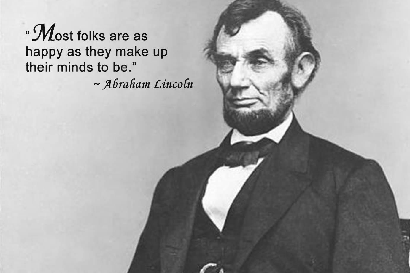 Pin by DayOfHappiness on What is Happiness? Lincoln