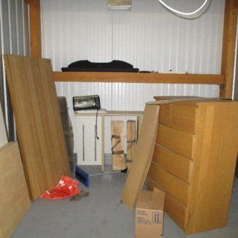 10X10. #StorageAuction in Fort McMurray (A3010). Ends Aug 14, 2015 4:15PM America/Los_Angeles. Lien Sale.