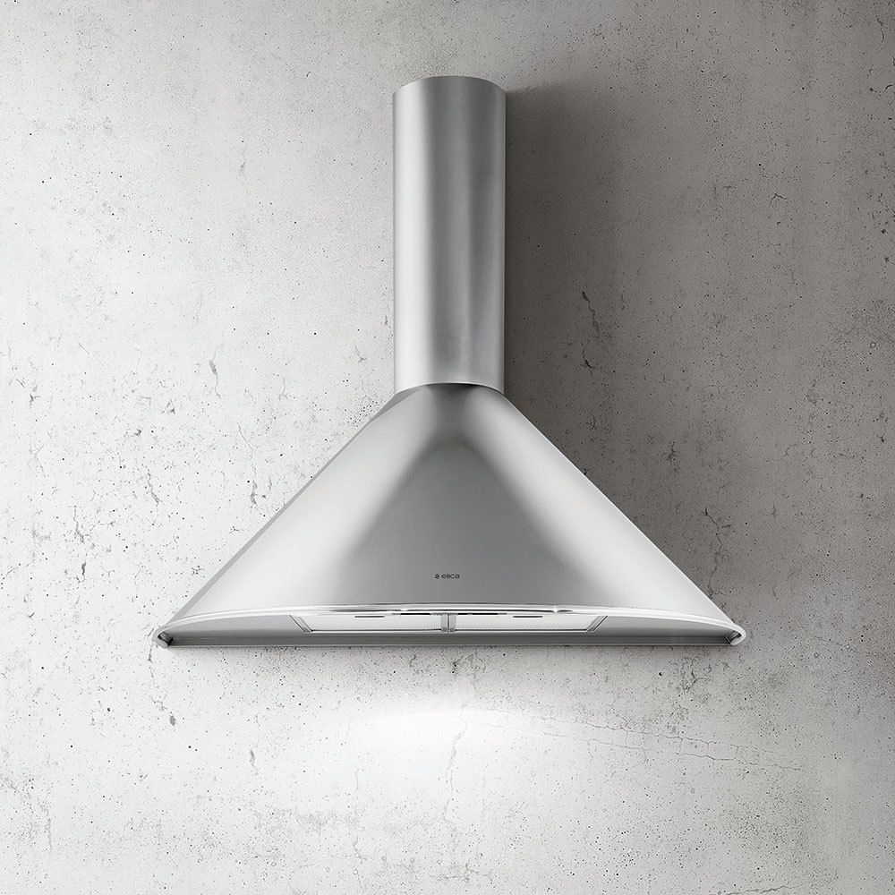 Elica Tonda Wall Mounted Hood Stainless Steel 60cm