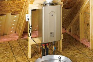 Water Heater Buyer's Guide: Gas vs. Electric Water Heater ...