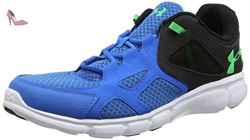 Under Armour UA W Thrill 2, Chaussures de Running Compétition Femme, Bleu (Overcast Gray 942), 40.5 EU