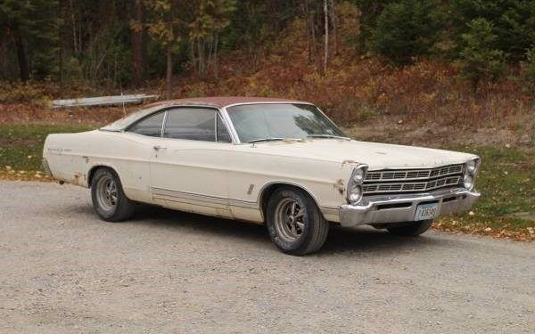 Great Project 1967 Ford Galaxy 500 Ford Galaxy Classic Cars