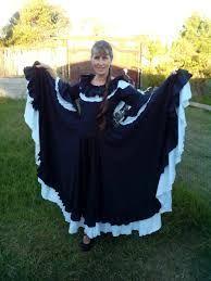 f98176881 Resultado de imagen para como hacer un vestido de folklore argentino ...