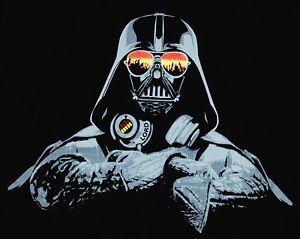 Darth Vader Dj Rock Man T Shirt Star Wars Hip Hop Jedi Anakin Art S Darth Vader Darth Vader Funny Star Wars Awesome