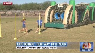 Jump into fitness and fun with Bounce Boot Camp