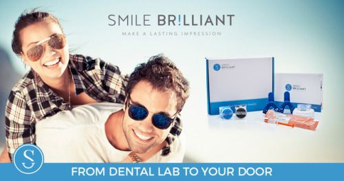 Smile Brilliant $139 Giveaway (Ends 2017-05-25) {UKUSACAAU