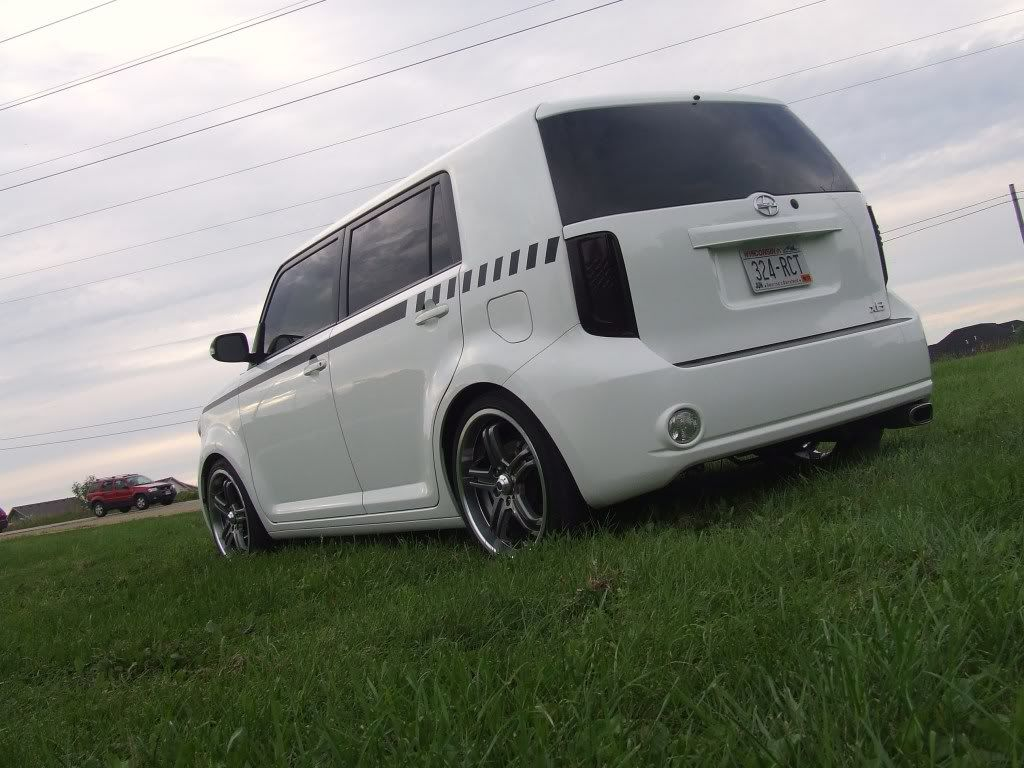 Show us your white xb2 page 13 2nd gen 2008 scion xb