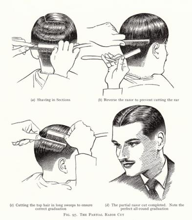 Blogs Mr Natty Vintage Hairstyles Tutorial Mens Hairstyles Vintage Hairstyles For Men