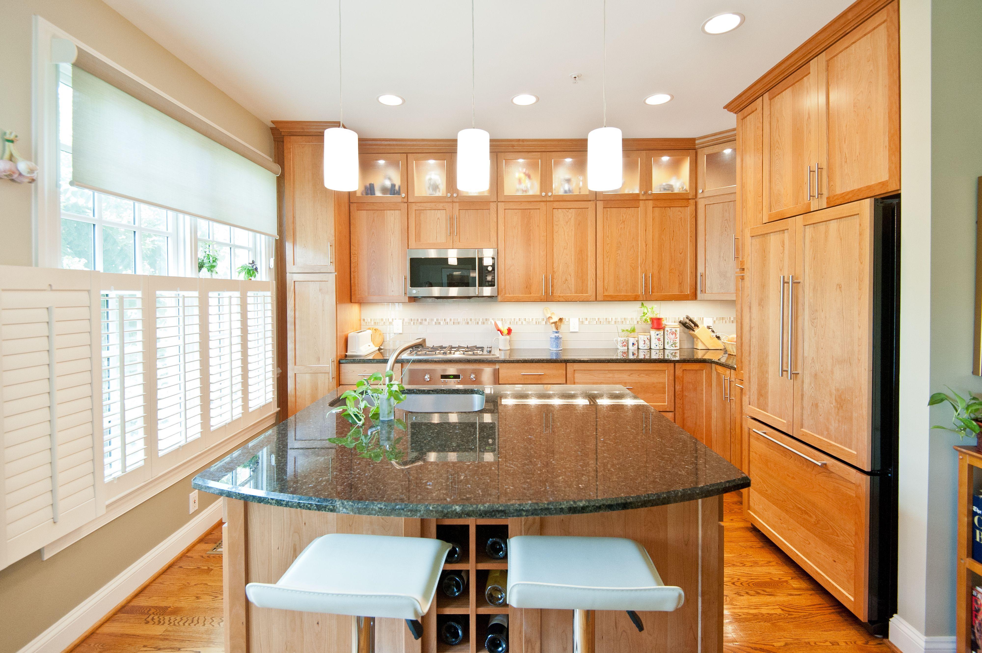 Alexandria, VA Kitchen #kitchen #kitchendesign #kitchenremodel  #dreamkitchen #interiordesign #homerenovation