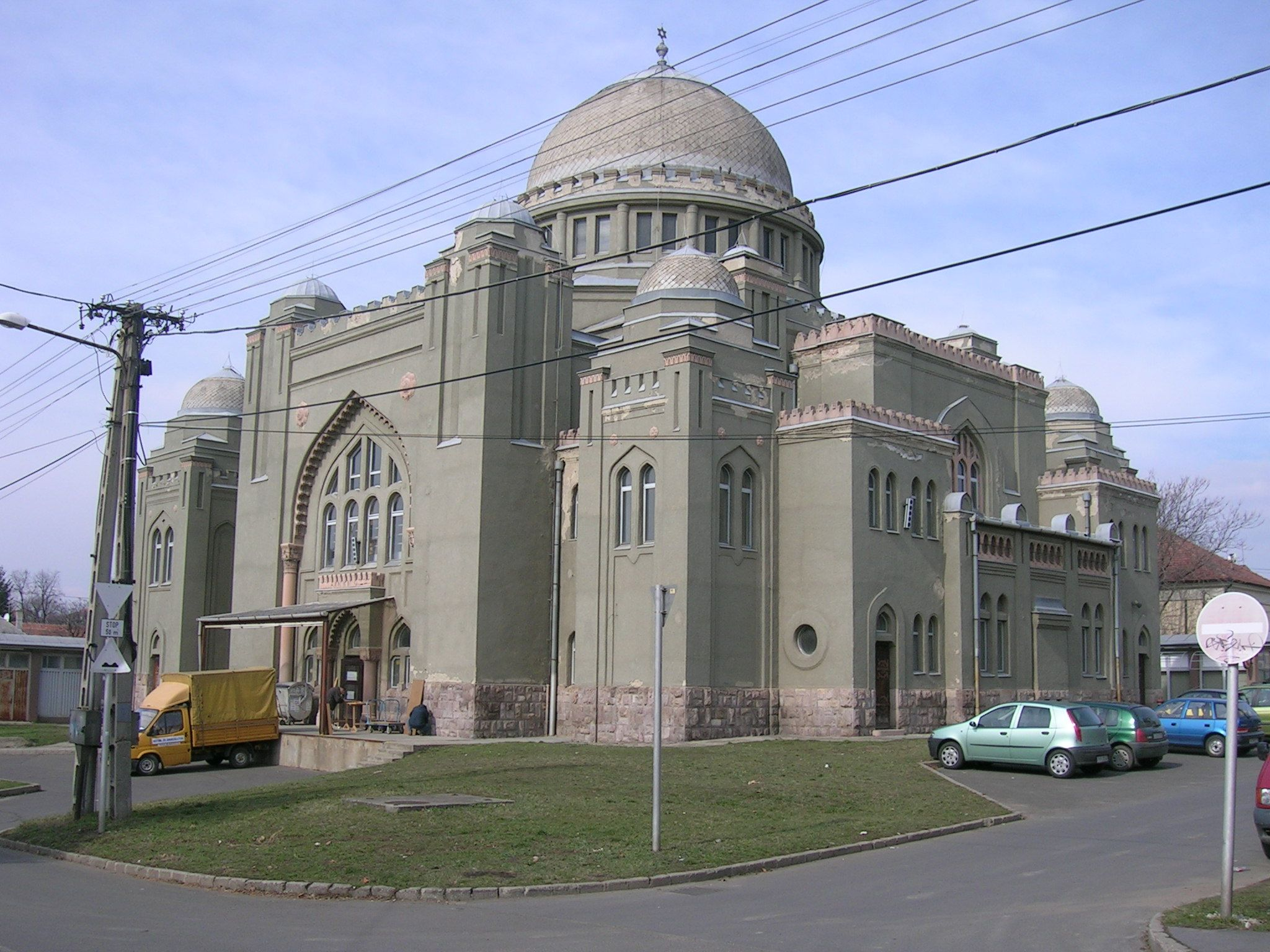 Synagogue-Gyöngyös