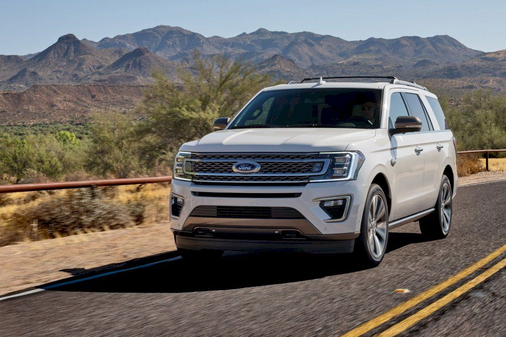 Ford Brings Luxury King Ranch Trim To 2020 Expedition Suv