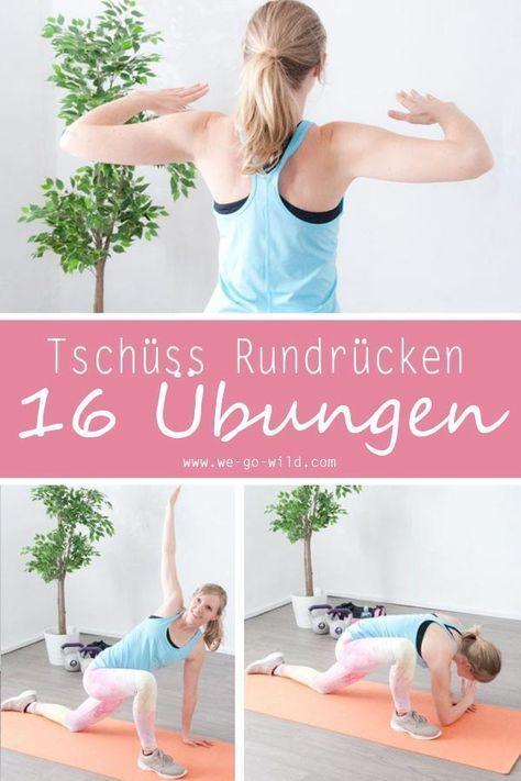 Photo of 17 Übungen gegen Rundrücken – effektives Hyperkyphose Workout