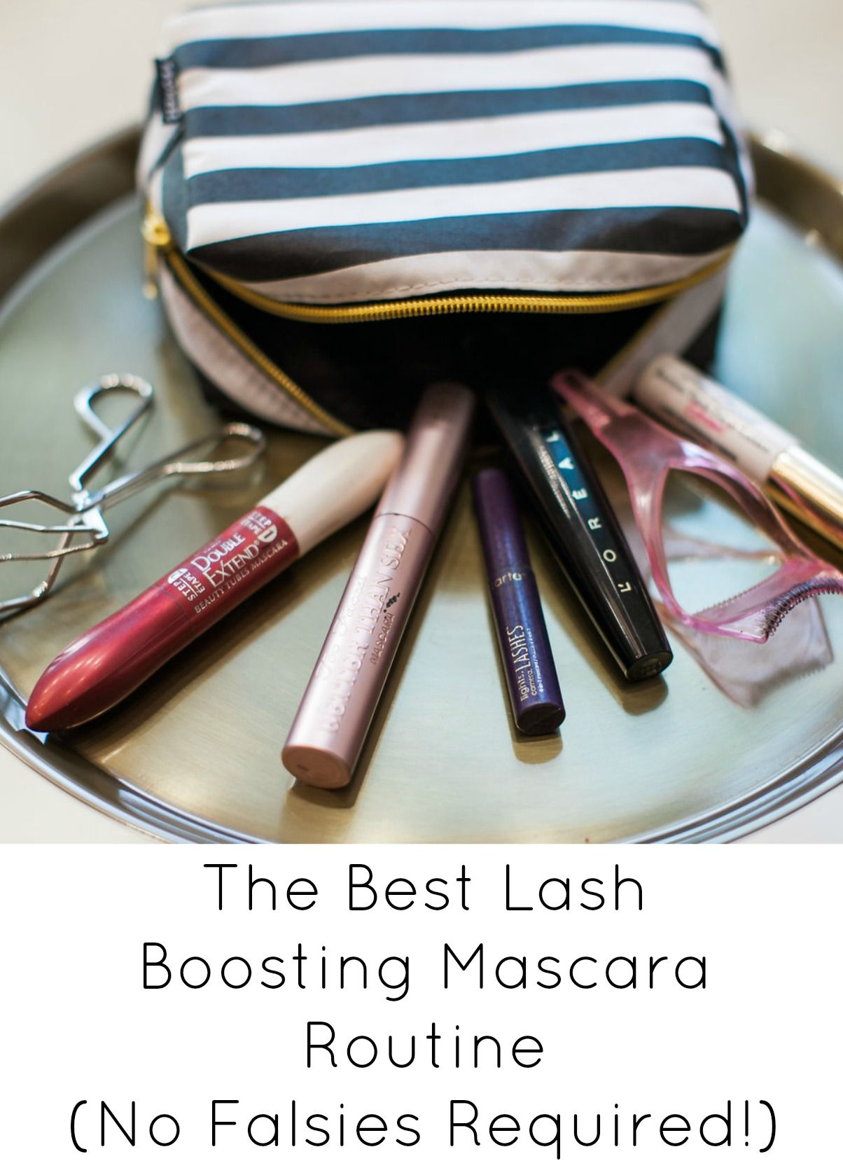 My LashBoosting Makeup Routine (No Falsies Required