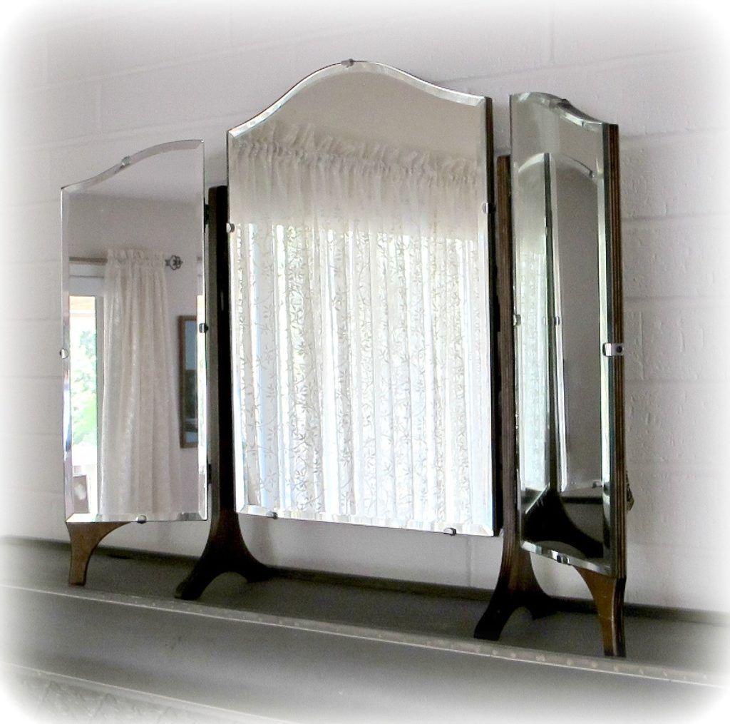 Tri Fold Bathroom Vanity Mirrors | Bath Rugs & Vanities | Pinterest ...