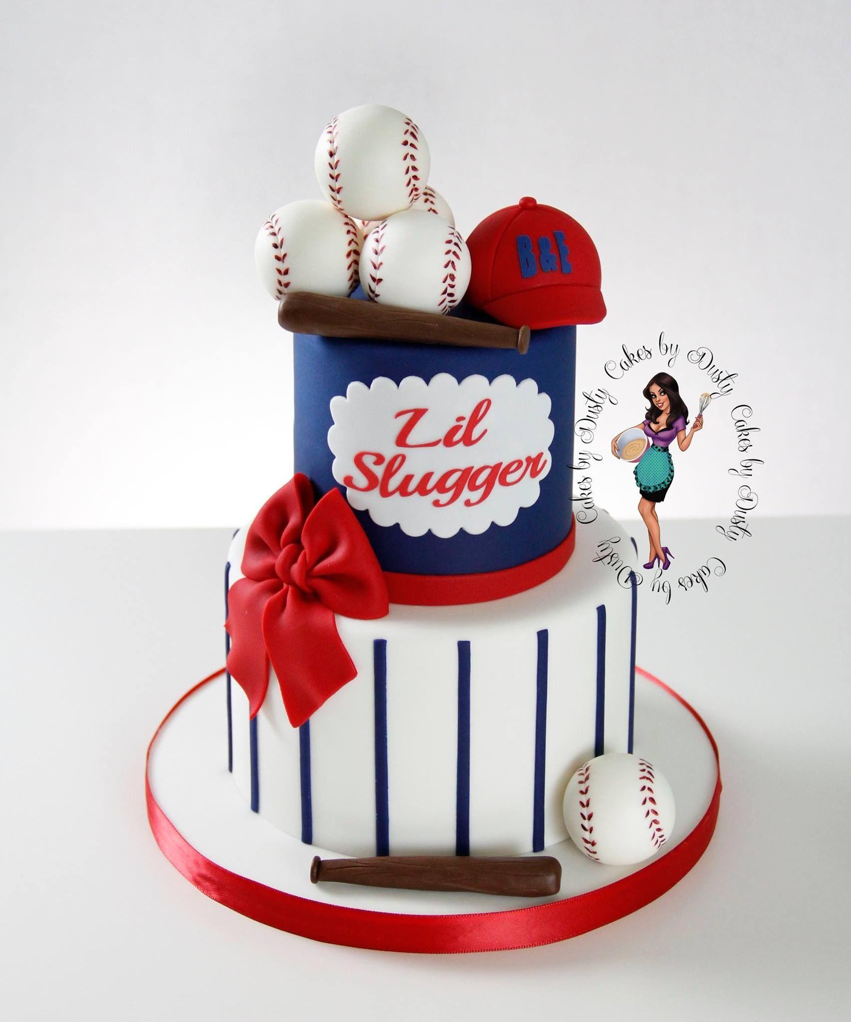 Baseball cake Baseball birthday cakes, Baseball theme