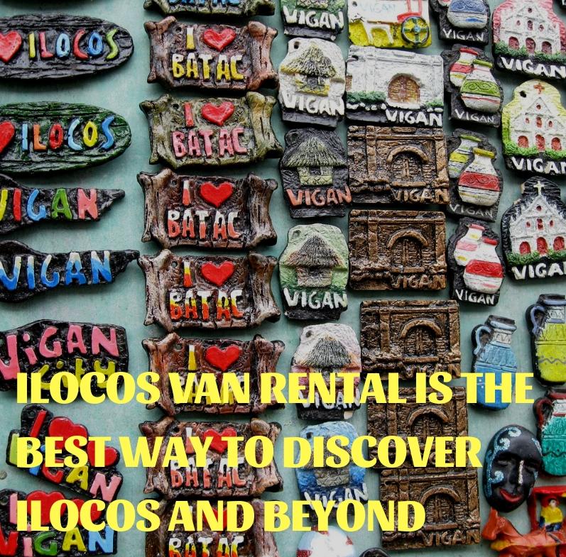ILOCOS VAN RENTAL IS THE BEST WAY TO DISCOVER ILOCOS AND