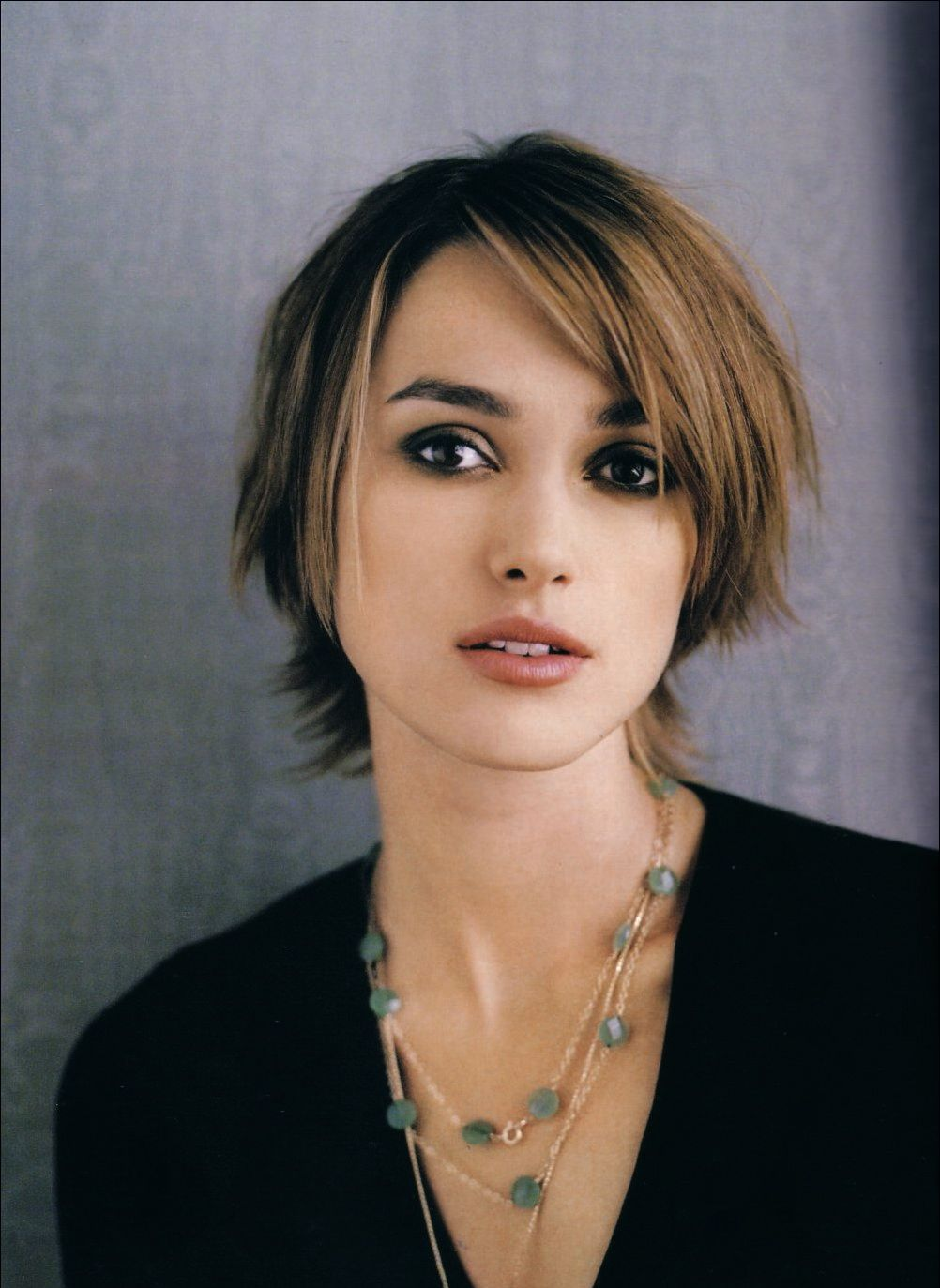 Keira knightley ohhh i like this cut アメリカン pinterest